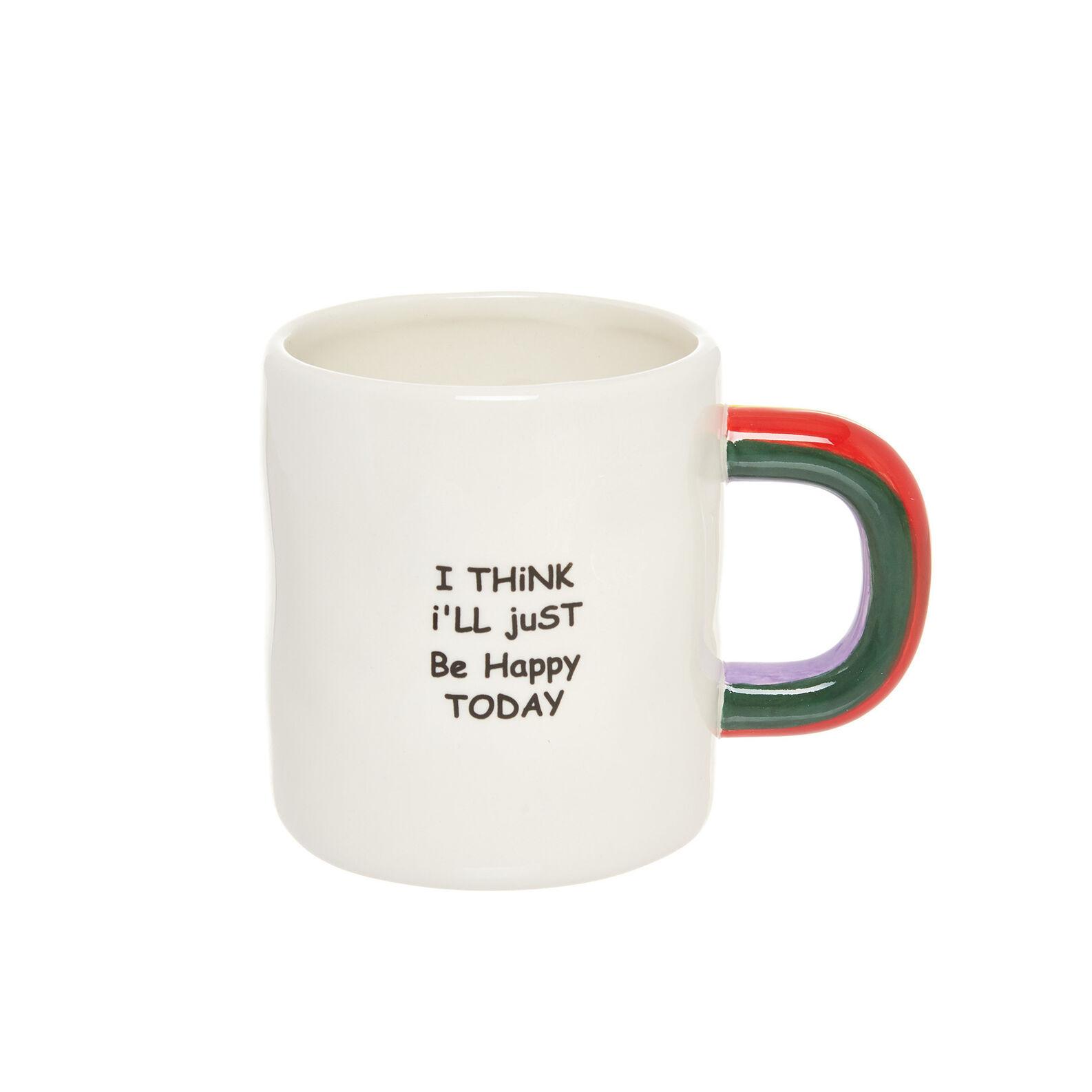 I think ceramic mug