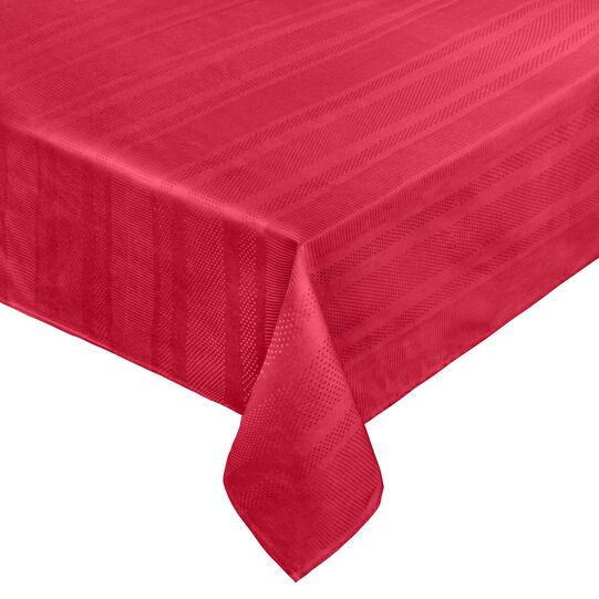100% Egyptian cotton water-repellent tablecloth