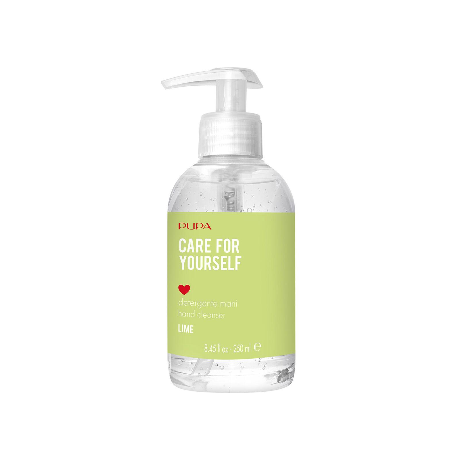 Pupa antibacterial cleansing soap 250ml