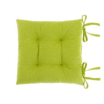 Iridescent cotton seat pad