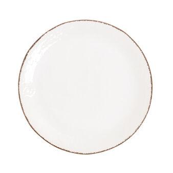 Piatto da portata ceramica artigianale Preta