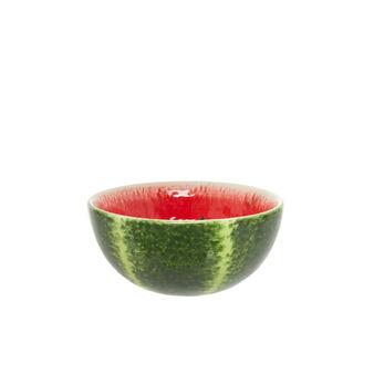 Coppetta ceramica ad anguria