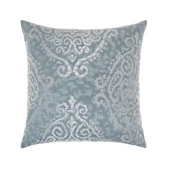Damask jacquard cushion 45x45cm