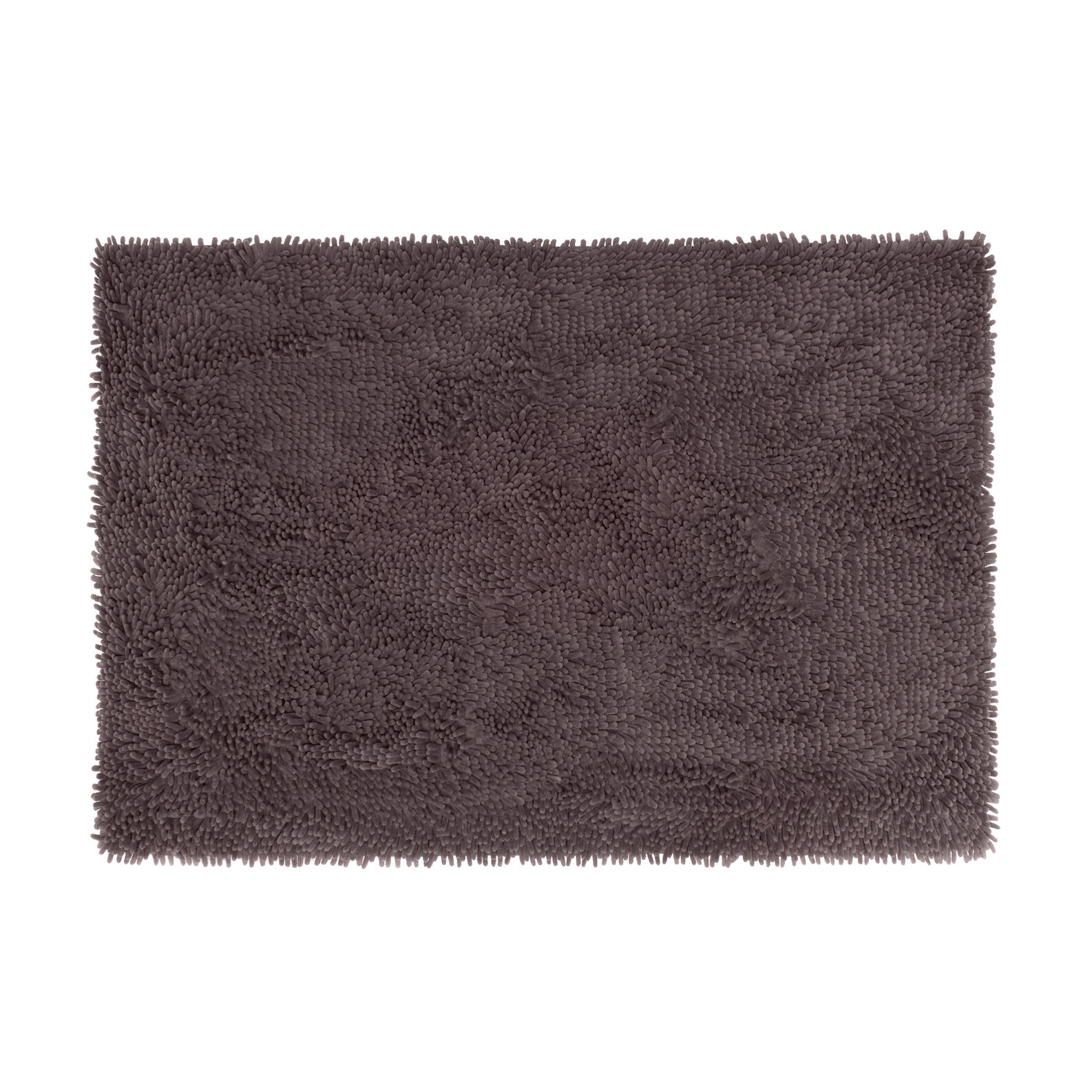 Zefiro Gold shaggy micro fleece bath mat