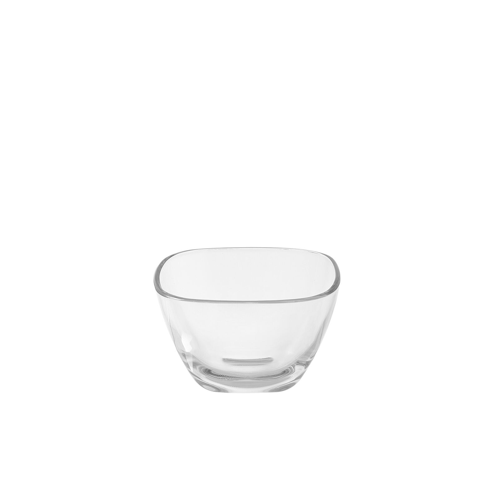 Fenice small smooth glass bowl