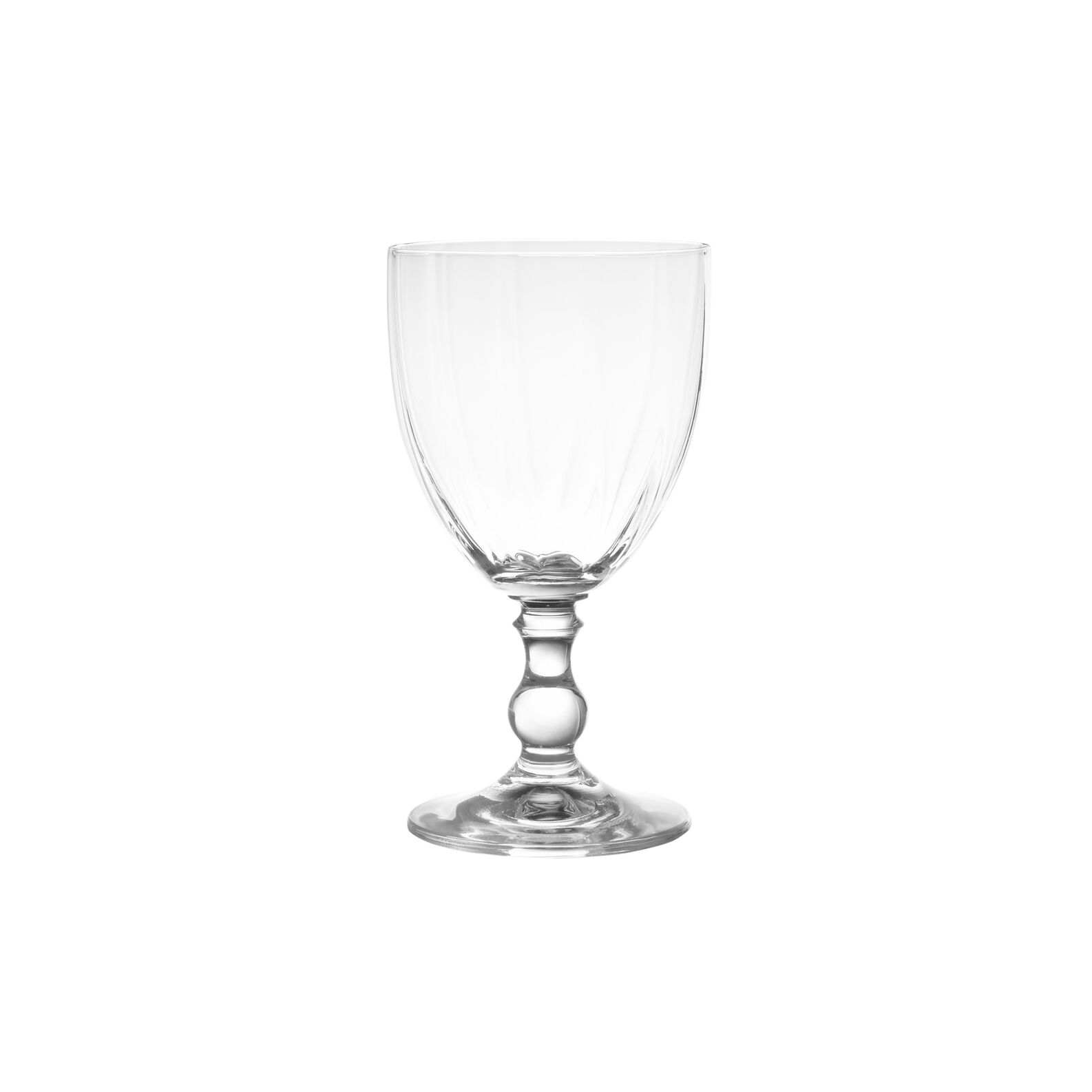 Bohemia Margot crystal wine glass