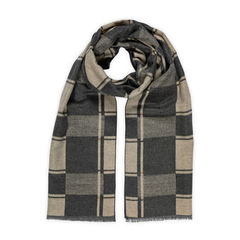 Luca D'Altieri soft viscose scarf