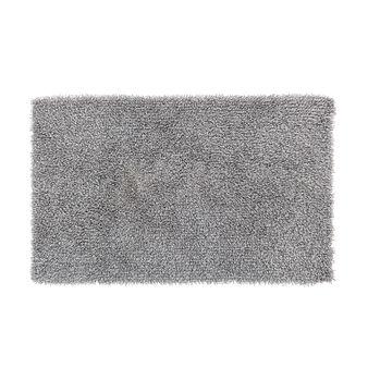 Long-haired cotton bath mat