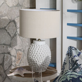 Lampada da tavolo in ceramica Paradise