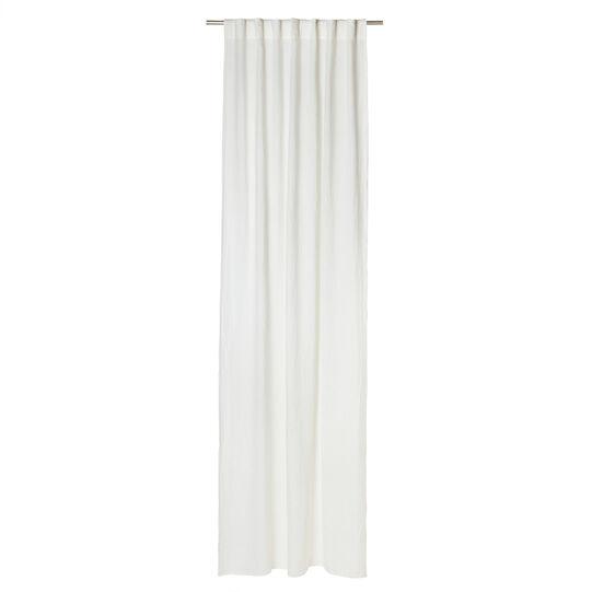 Pure linen curtain