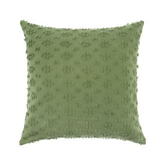 Jacquard weave cushion 50x50cm