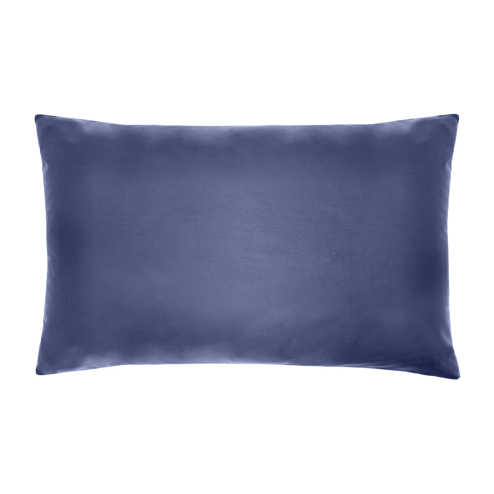 Solid colour 100% cotton pillowcase