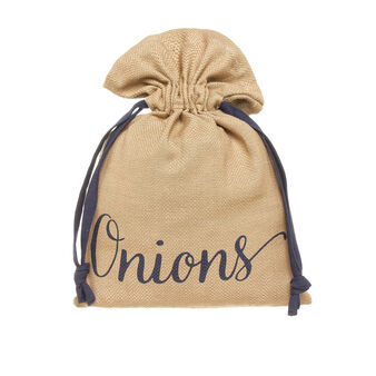 100% cotton Onion bag