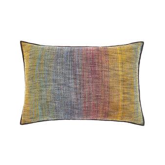 Jacquard faded cushion 35x55cm