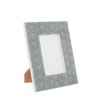 Hand made bone photo frame