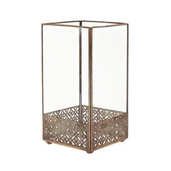 Handmade brass lantern