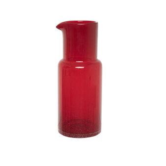 Pulegoso glass carafe