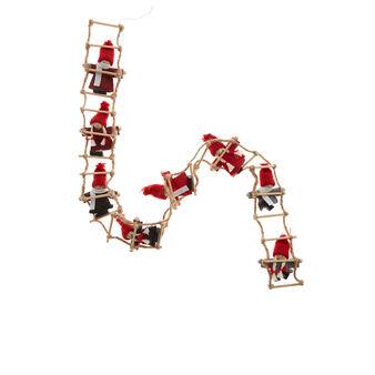 Scaletta decorativa con babbi
