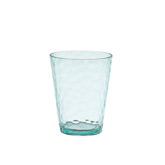 MS plastic water glass