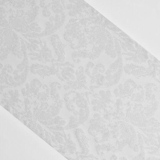 Runner misto cotone jacquard damasco
