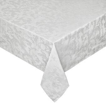 Set tovaglia e tovaglioli puro cotone jacquard