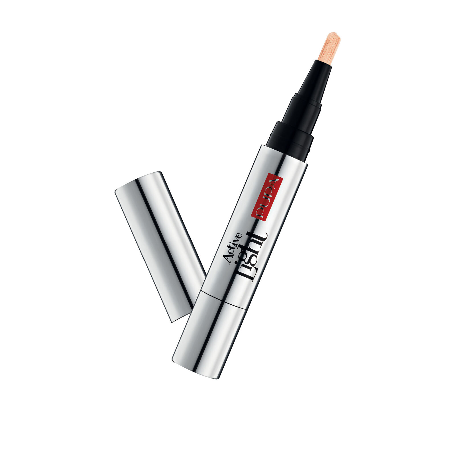 Pupa active light illuminating concealer - 01