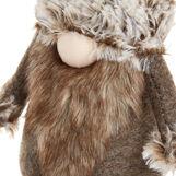 Decorative gnome soft toy