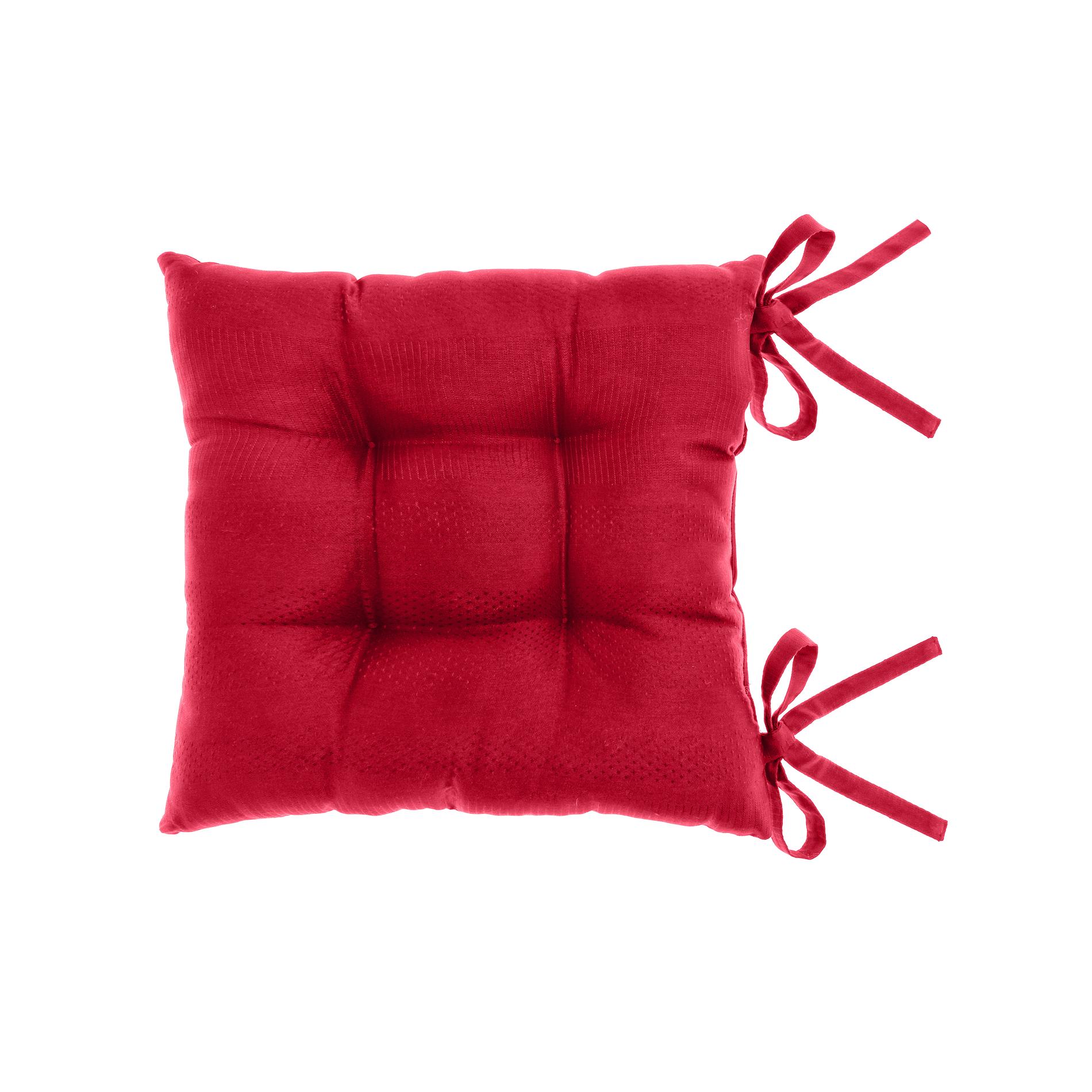 Cuscino sedia puro cotone egiziano jacquard Zefiro coincasa