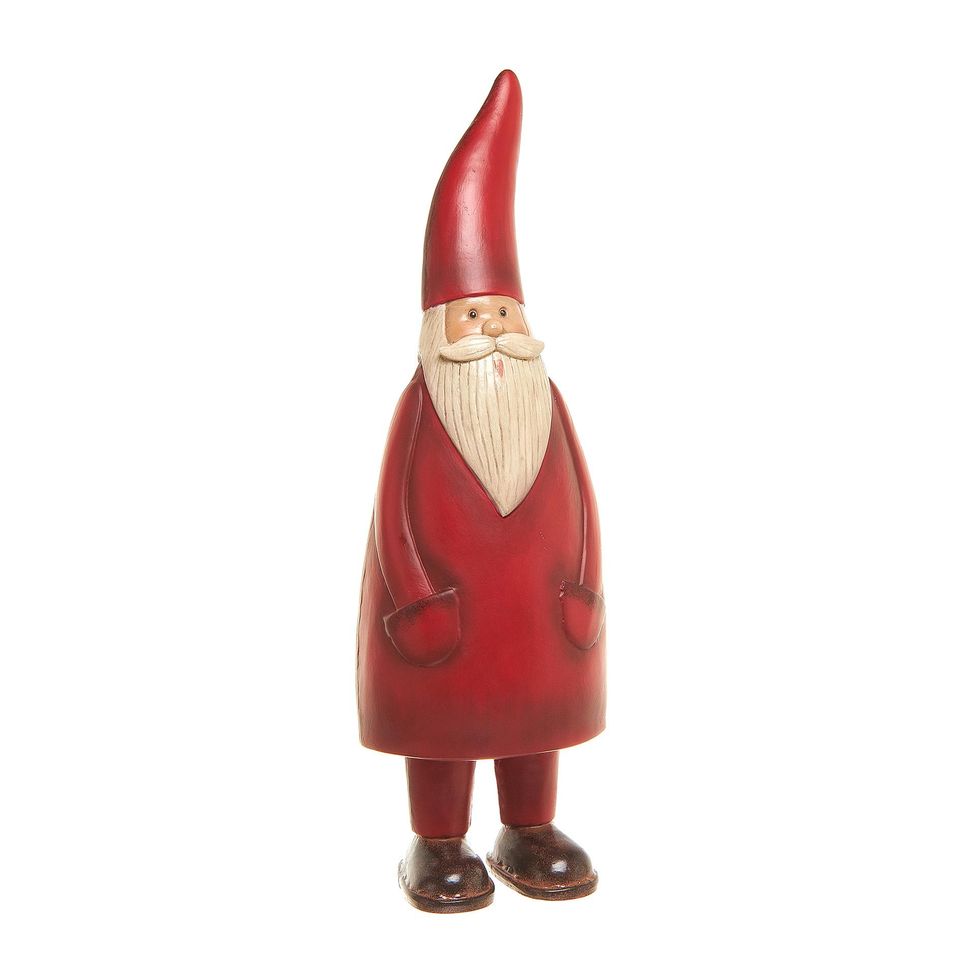 Babbo natale cappello a punta artigianale coincasa - Babbo natale modello artigianale ...