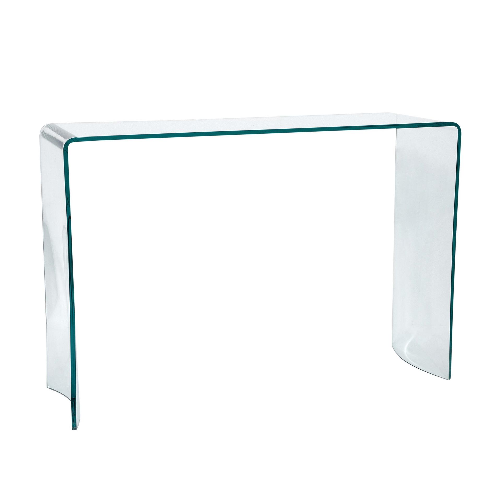 Consolle vetro temperato fara coincasa for Consolle vetro