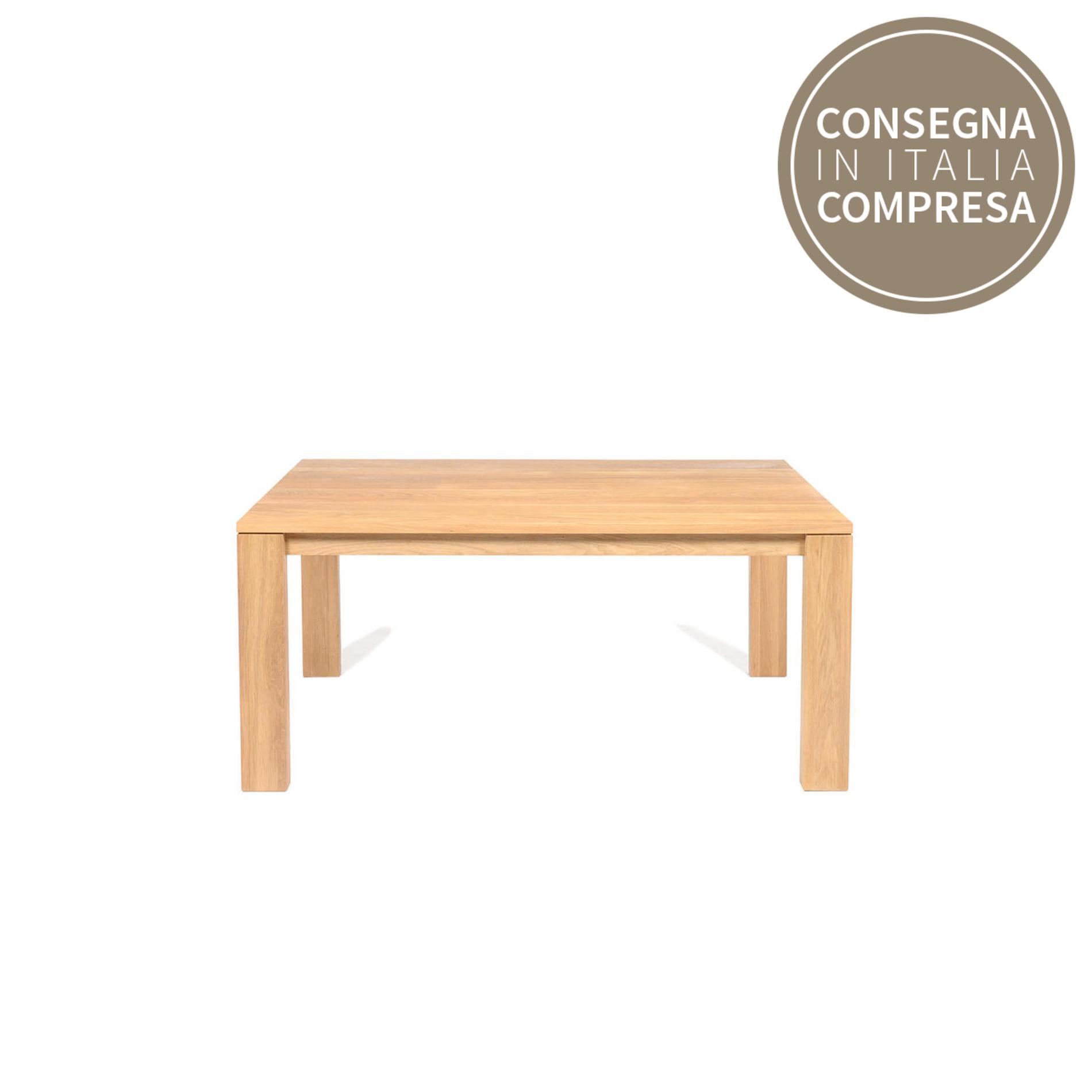 Cargo oak emotion dining table coincasa 000158 geotapseo Gallery