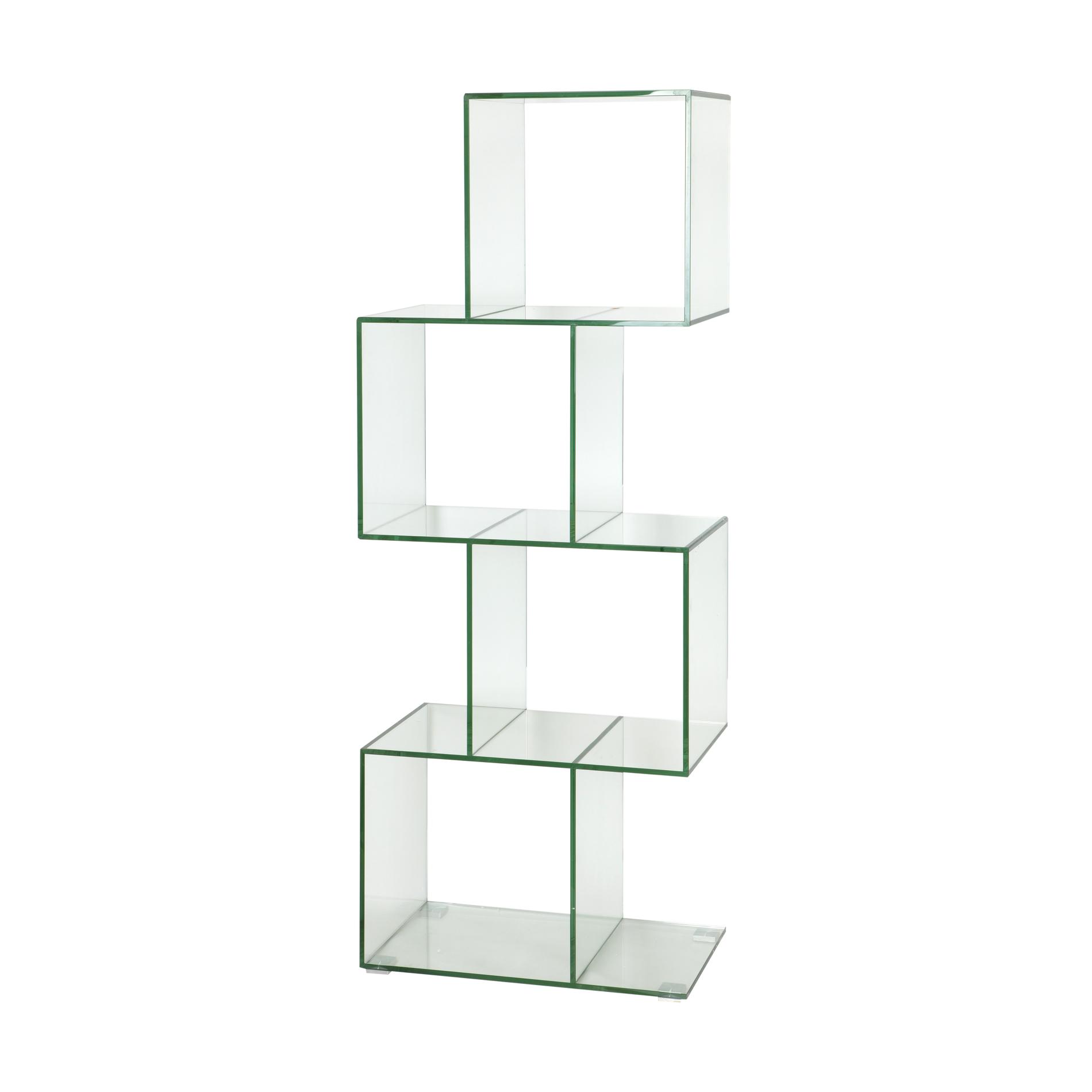 Libreria vetro Cubo - coincasa
