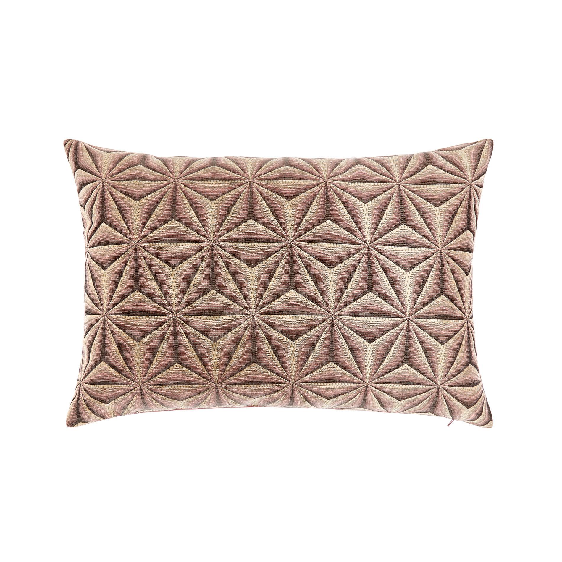 Cuscino jacquard geometrico 35x55cm coincasa