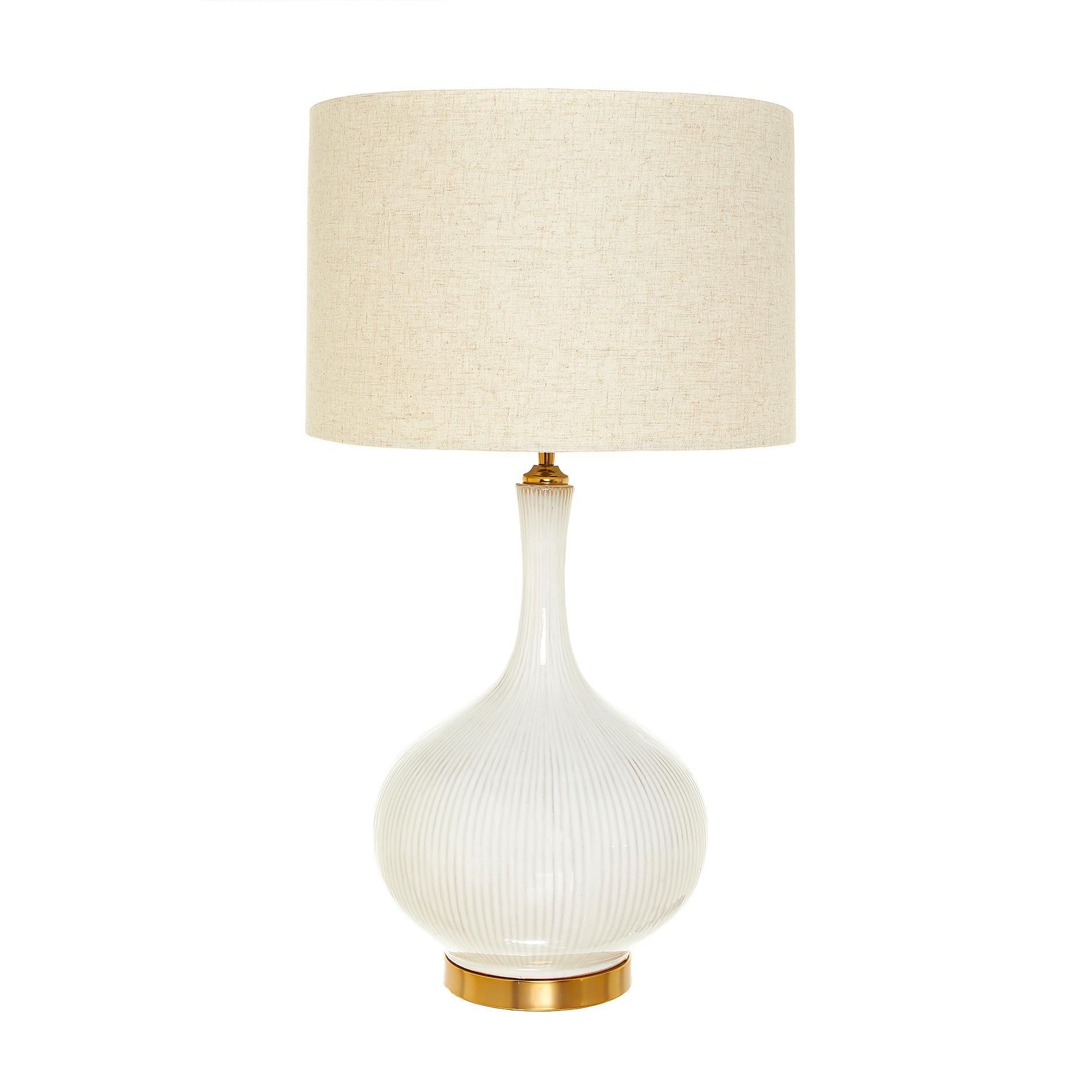 Lampada Da Tavolo In Ceramica Coincasa