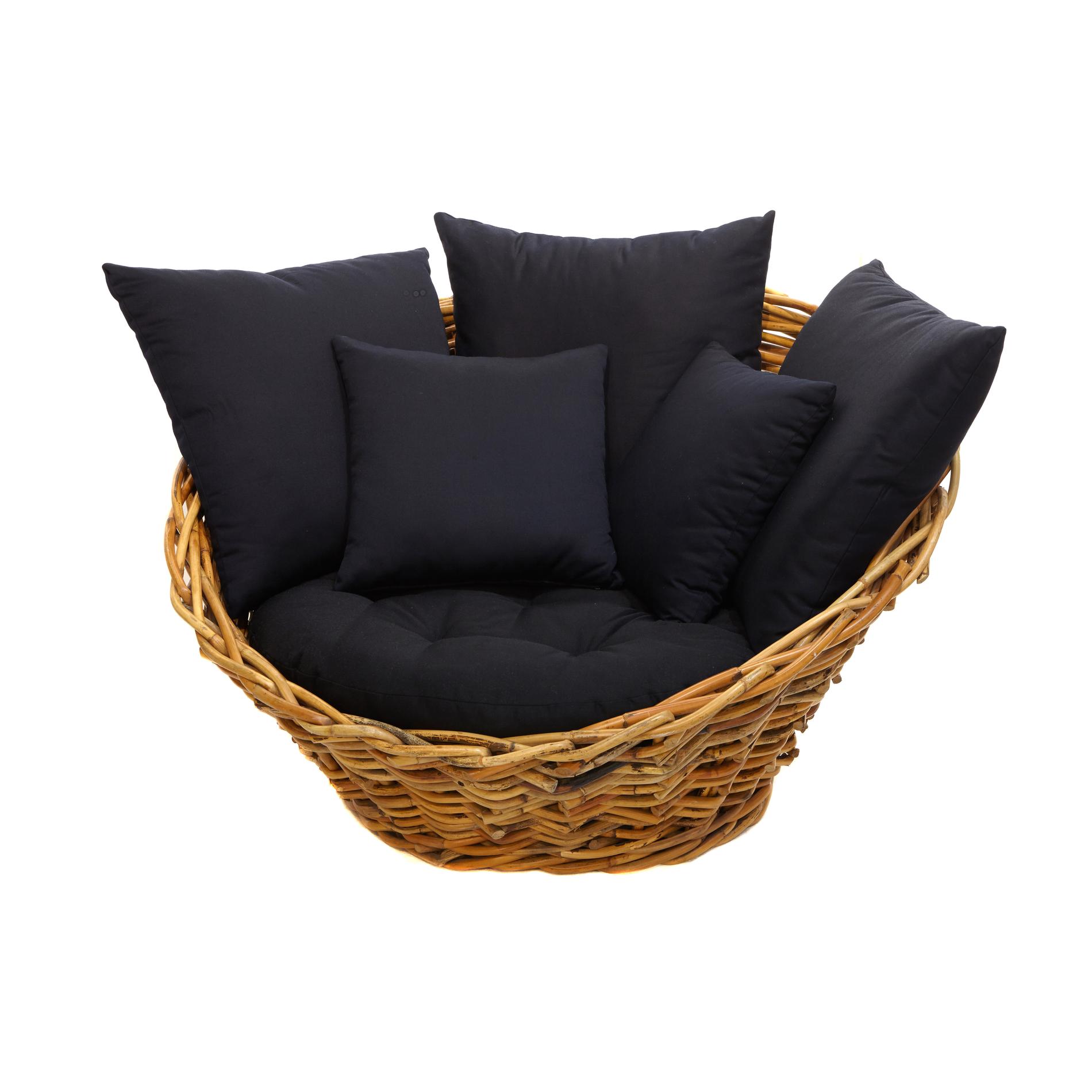 Cargo divano rattan nido Paros - coincasa