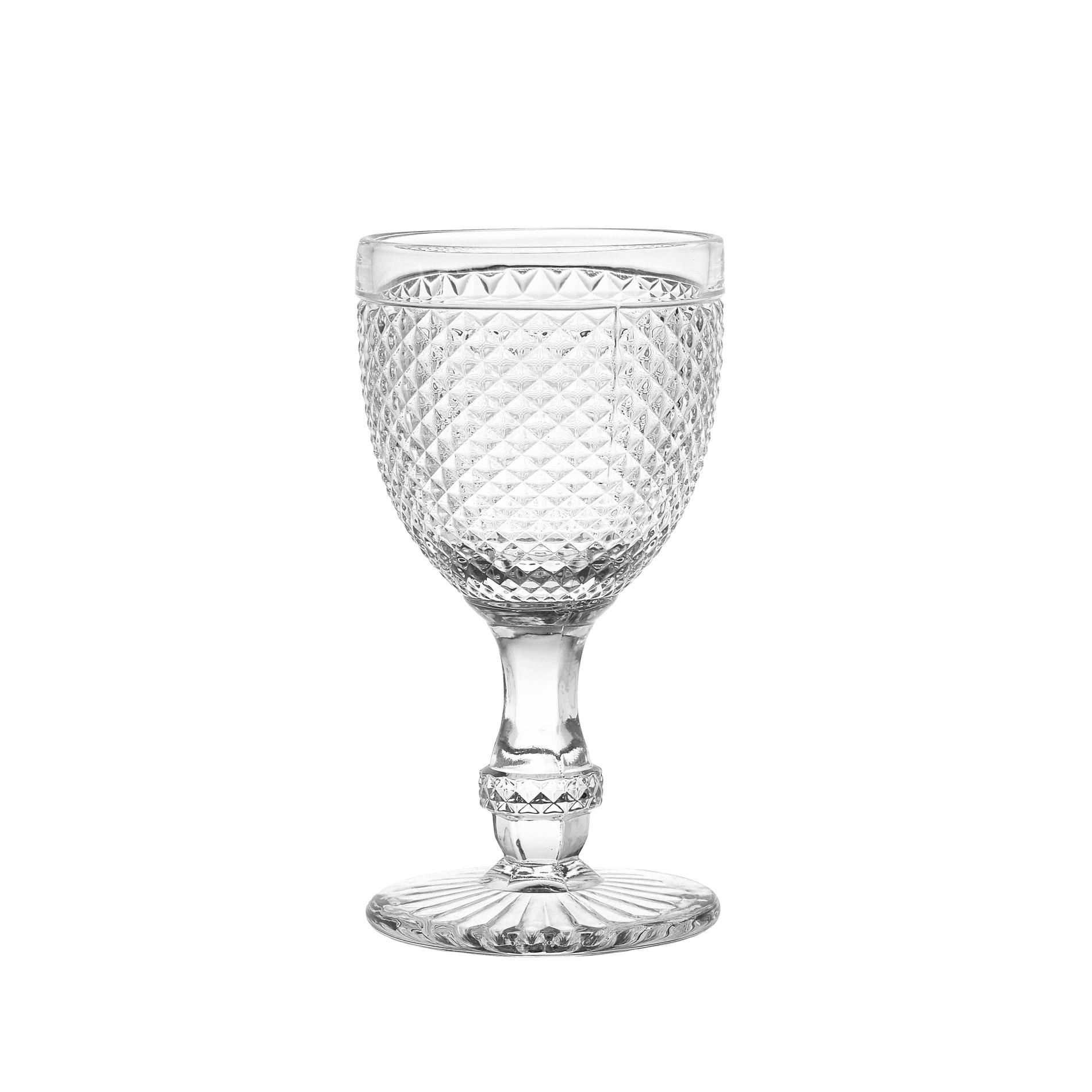 Calice acqua vetro sfaccettato coincasa - Coincasa bicchieri ...