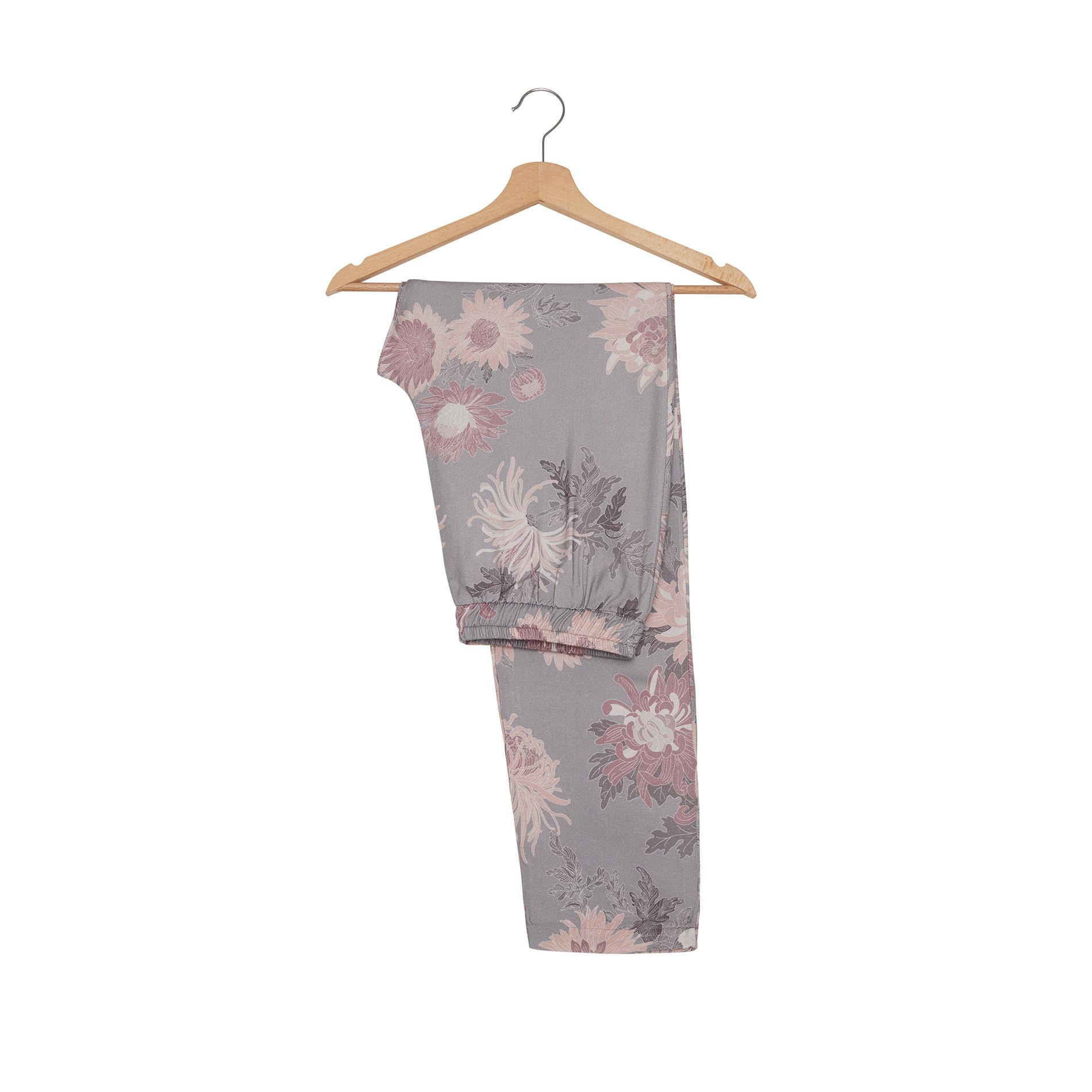 Pantalone viscosa stampa floreale coincasa - Saldi coin casa ...