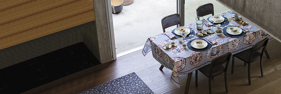 Tappeti cucina in bamboo e cotone coincasa - Tappeti da cucina in cotone ...