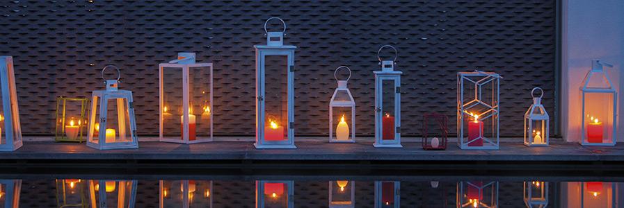 Lanterne e Candelieri   Coincasa