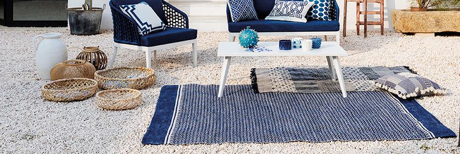 Tappeti soggiorno moderni: tappeti colorati e tappeti di cotone ...