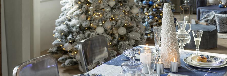 Centrotavola natalizi e tavola di natale coincasa 3 - Decorazioni tavola natale ...