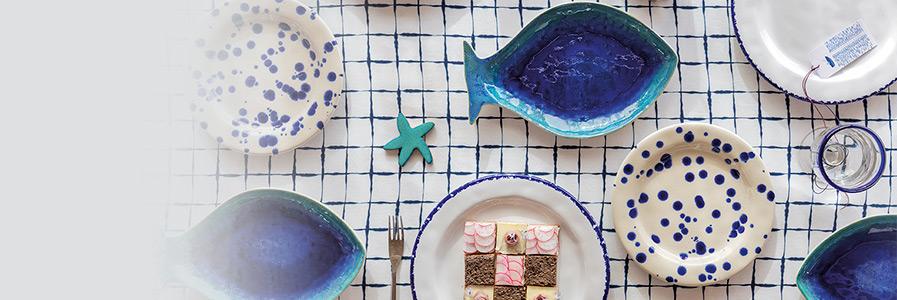 Piatti per la tavola stoviglie e set di piatti coincasa - Tavola per cucina ...