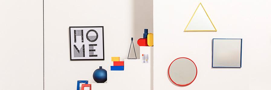 Specchi da parete, specchi moderni e specchiere | Coincasa