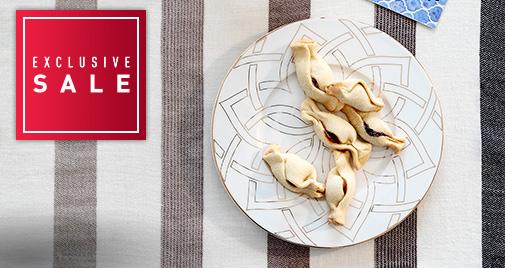 85a1aad33ab5 Arredo tavola Primavera 2019: tovaglie, piatti e tazze | Coincasa