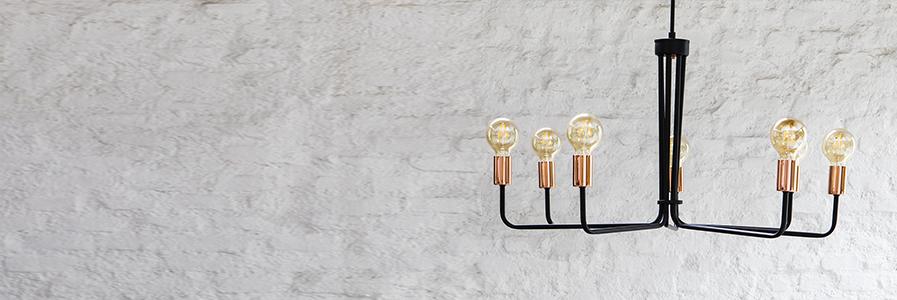 Illuminazione d 39 interni lampade da tavolo e da terra for Illuminazione d arredo