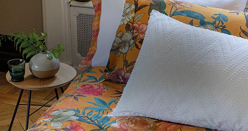 Accessori Per Camera Da Letto Bianca : Biancheria da letto e arredo camera coincasa